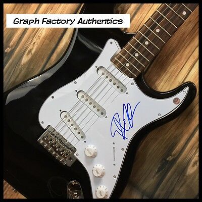 GFA Cheap Trick Frontman * ROBIN ZANDER * Signed Electric Guitar Z3 COA