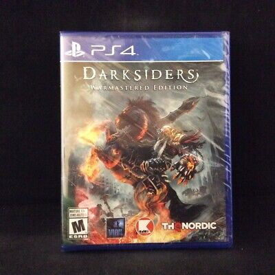 Darksiders Warmastered Edition (Sony PlayStation 4) Region Free / Brand New segunda mano  Embacar hacia Mexico