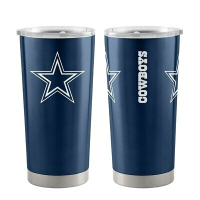 NFL Dallas Cowboys Travel Tumbler 20oz Ultra Boelter Brands