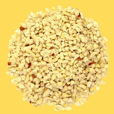 12.55kg Peanut Granules - Wild Bird Food - Chopped Peanuts -Nibs