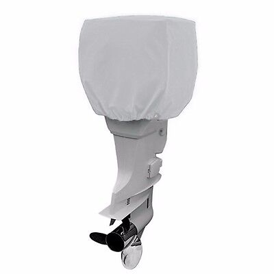 New Komo Covers Outboard Motor Cover For Boat  Up To 10Hp  Grey