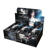 Final Fantasy TCG Opus XI Soldier's Return NEW & SEALED PRESALE SHIPS 3/27!