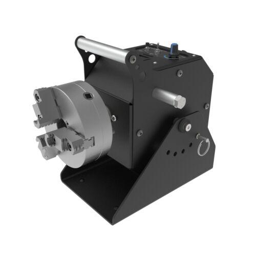 TIG Turret Precision Weld Positioner Turntable