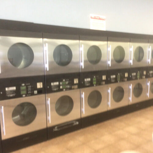 MAYTAG MDG STAINLESS DOUBLE DRYERS