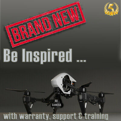 DJI Inspire 1 V2.0 T601 - BRAND NEW - (w/o camera) 6mth WARRANTY