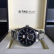 MINT Condition Tag Heuer Carrera Calibre 8 GMT BUY/TRADE South Brisbane Brisbane South West Preview
