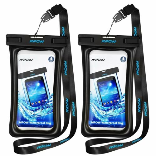 Mpow Floating Universal Waterproof Underwater Cellphone Pouc