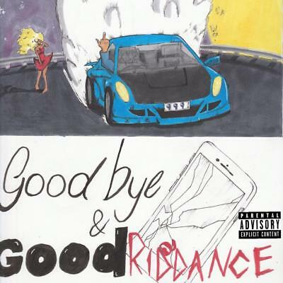 Juice WRLD Goodbye & Good Riddance 2018 (Mixtape) CD Album Rap PA Trap Hip Hop