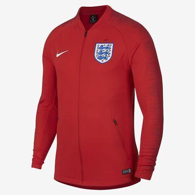 2018 2019 England Nike Squad Track Jacket (Grey) [893371 015