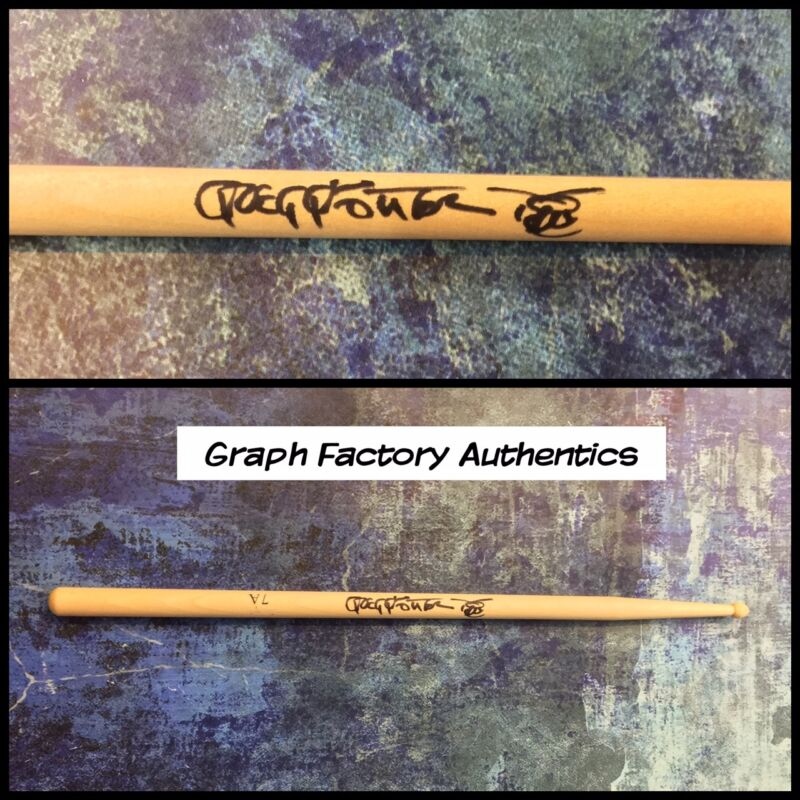 GFA Buddy Rich Band * GREGG POTTER * Signed Autographed Drumstick AD2 COA