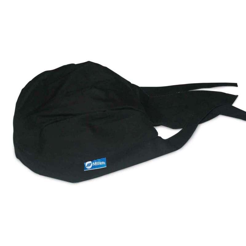 Miller 250904 HeadThreads Welding Bandana Black