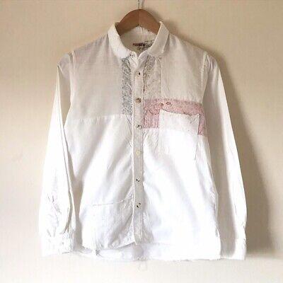 Kapital Kountry Rare Reworked Bandana Patchwork Shirt Boro Visvim Size Small