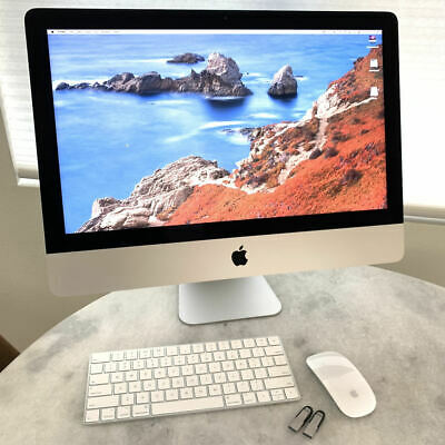 "Apple iMac 21.5"" 4K 3.4 GHz Core i5 1TB Fusion 8GB RAM 4GB GFX 2017"