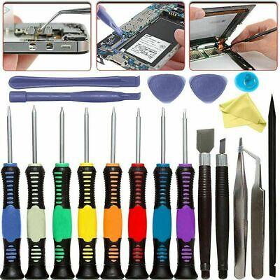 Mobile Phone Opening Tool Kit Screwdriver 20 in 1 set for Repair iPhone 7, 8, X