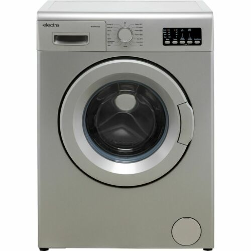 Electra W1449CF2S A++ Rated 7Kg 1400 RPM Washing Machine Silver New