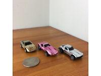 Mattel Hot Wheels Micro Color Racers STREET PACK MOC 1988