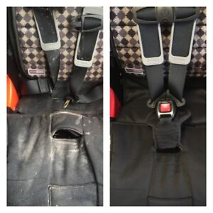 Professional stroller/car seat cleaning and repair