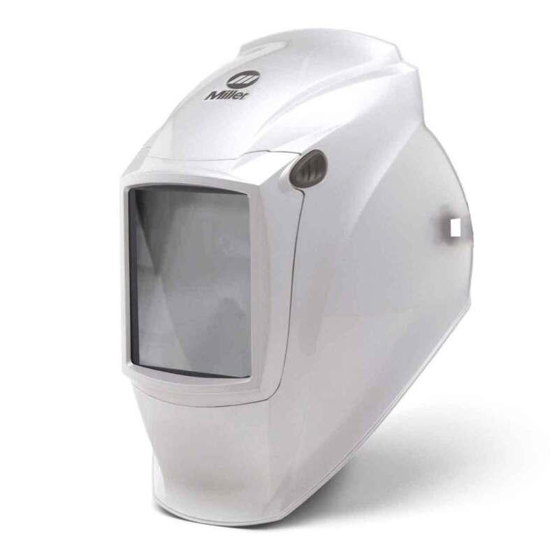 Miller 243530 Helmet Shell Only Titanium Elite Qr