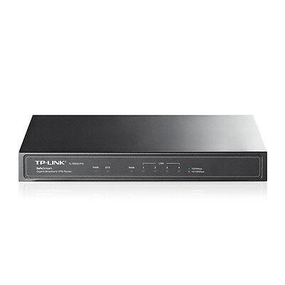 TP-LINK TL-R600VPN Gigabit Broadband VPN Router, 1 Gigabit