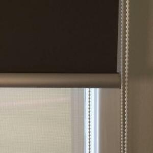Double roller blinds (privacy and blockout) for 3br home Ainslie North Canberra Preview