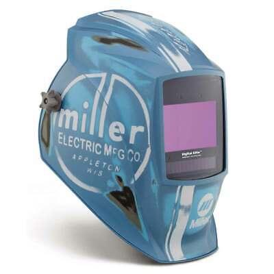 Miller 281004 Digital Elite Welding Helmet Clearlight Lens Vintage Roadster
