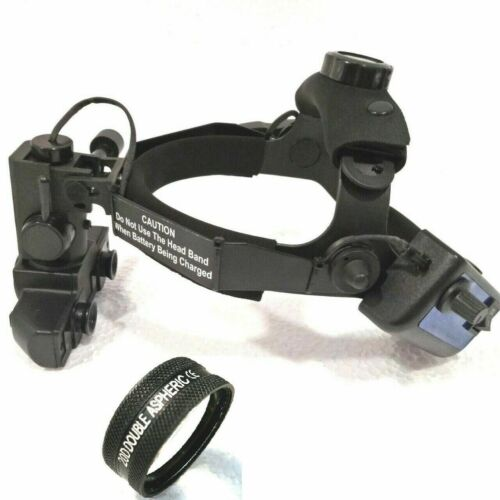 Wireless Binocular Rechargeable Indirect Ophthalmoscope