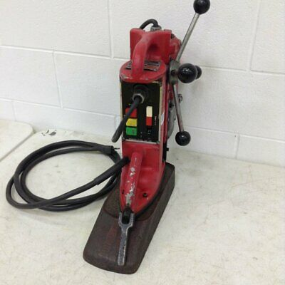 Milwaukee Electromagnetic Drill Press 4292-1 Used 72267