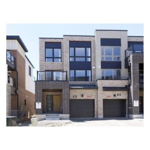 Modern townhomes for sale in Oakville