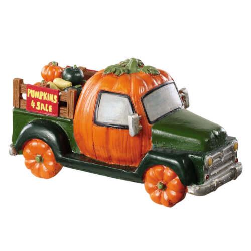Lemax Spookytown Pumpkin Truck - 93445