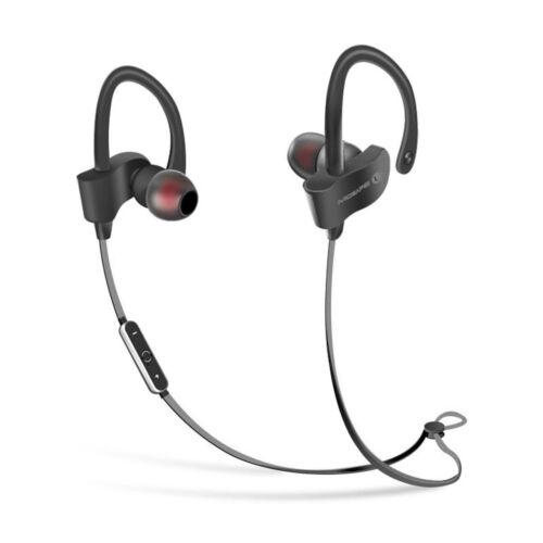 Wireless Bluetooth Headset Headphones Sport Sweatproof Stereo Earbuds Earphone