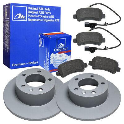 ATE2 Bremsscheiben Belüftet 300 mm Bremsbeläge Vorne Bremsen-Set