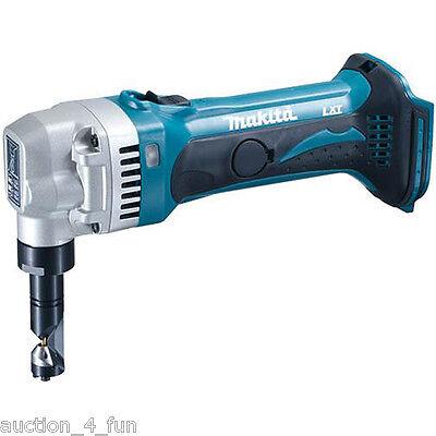Makita XNJ01Z Cordless LXT 18V Li-Ion 16Gauge Nibbler NEW Bare Tool Only JN1601