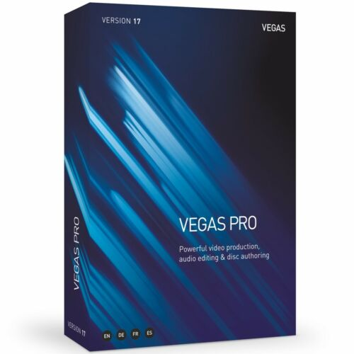 Magix Sony vegas pro 17 Lifetime Activated ✅ FULL EDITION 🔥 Fast Delivery🔥