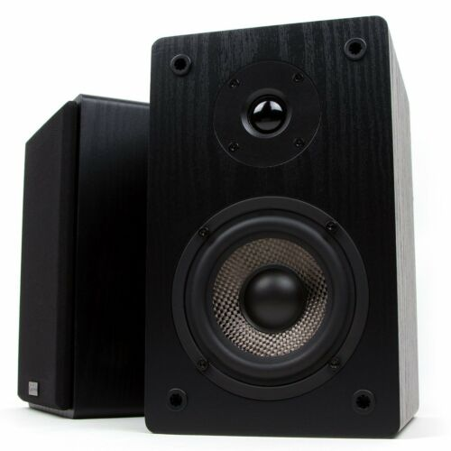 Micca MB42 Bookshelf Speakers, Passive, Needs Amplifier or R