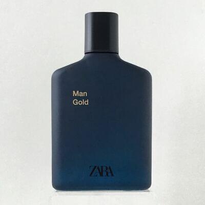 ZARA Man Gold edt —  5 mL, 10 mL samples
