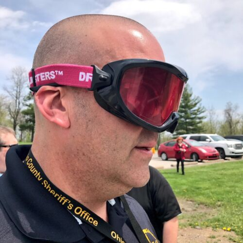 Drunk Busters Red-Eye Drowsy and Distracted Goggle 5 year warranty