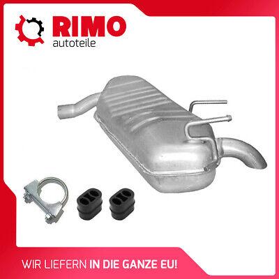 Auspuff Mittelschalldämpfer Opel Signum 2.0//2.2 DTi Turbo Diesel NEU+Montageware