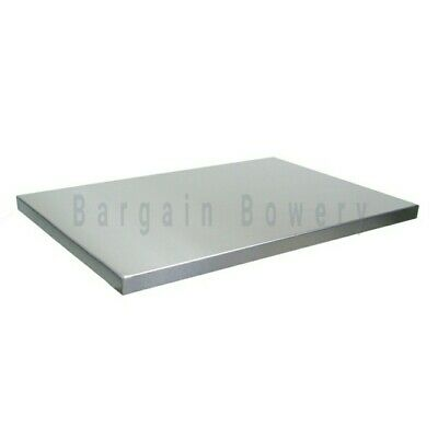 Stainless Steel Table Top For Wire Shelving Rack Shelf Counter Top Cabinet Top