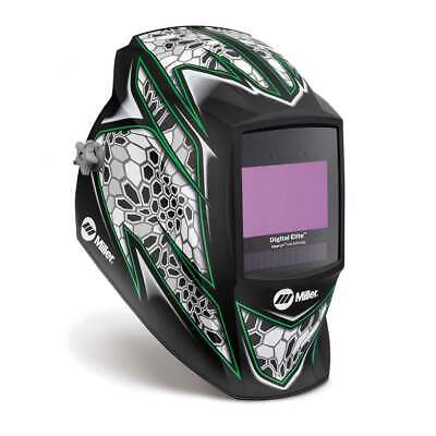 259485 Miller Genuine Digital Elite Vintage Roadster Welding Helmet