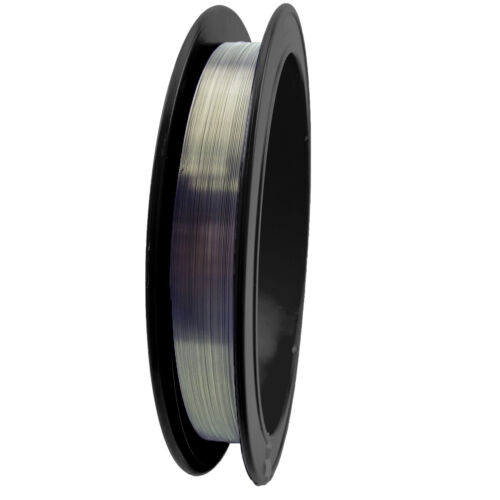 "99.95% Pure Molybdenum Fine Wire, 0.030"" diameter x 1kg spool"