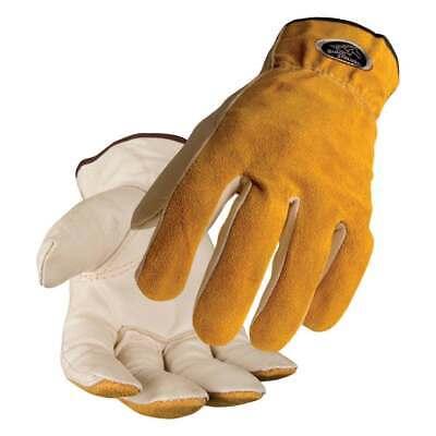 Black Stallion 97 Grain Cowhide Palm Drivers Gloves Medium