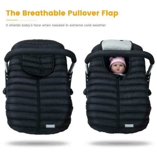 Orzbow Baby / Newborn Winter  Car seat/ STROLLER  cover baby sleeping bag S/L 05