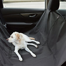 Dog Seat Cover Waterproof Bench Protector Pet Hammock for Car SUV Washable
