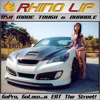 RhinoLip® Toyota: Tiara Tercel Venza Vienta Vista VM180 Opa Rubber Flex Chin Lip