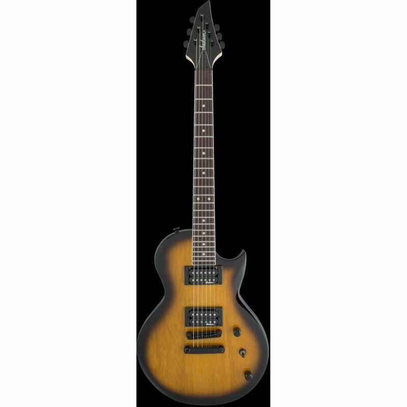 Jackson JS22 Sc Tobacco Burst - E-Guitar