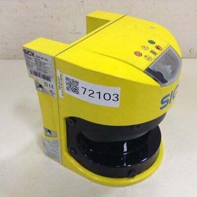 Sick Laser Scanner 30a-6011da Used 72103