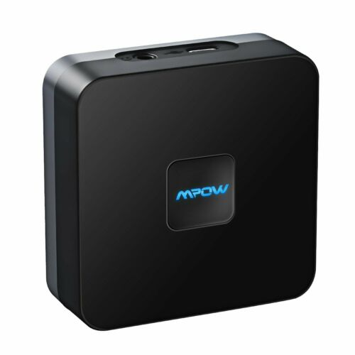 Mpow Wireless Bluetooth Music Receiver Stereo Audio Adapter