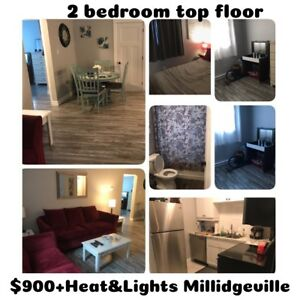 Top floor and top finishes for only$900+H&L