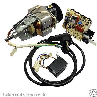 KitchenAid 6QT Stand Mixer Conversion Kit. (US 110V To EU 220V) EU Models Only.