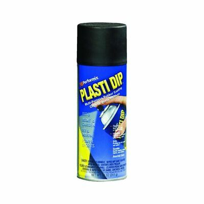 Plasti Dip Performix Black 11203 Multi-purpose Rubber Coating Aerosol 11 Oz